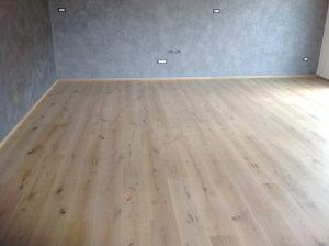 parquet con vernice all' acqua